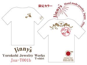 限定カラー(アパレル)Jinny's Tシャツ Jsa-001W