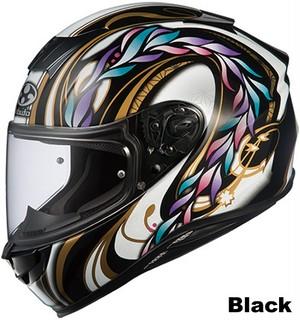 OGK AEROBLADE-5 TAMON Black