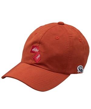 BOX LOGO PEEL OFF CAP[REH064]