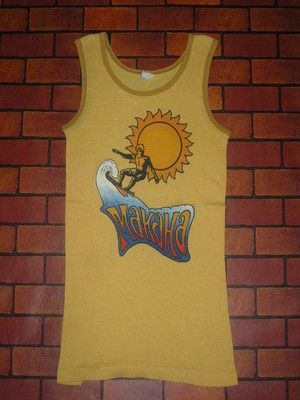 70'S MAKAHA TANK TOP