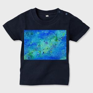 「銀河を想う」キッズTシャツ