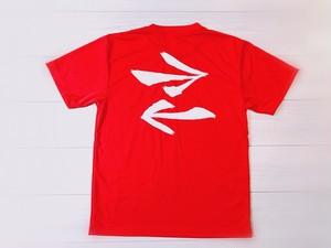矢印Tシャツ(赤)