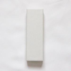 スマート回転収納 水引キーケース シルバーグレー