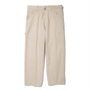 """Just Right """"LST Painter Chino Cloth"""" Off White"""