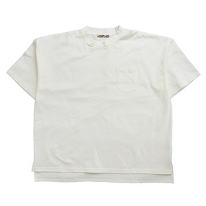 AMERICAN VINTAGE FABRIC POCKET T-SHIRT(is-ness)
