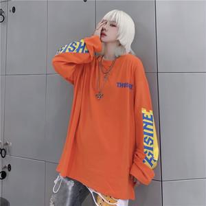 【トップス】instagram人気プリントストリート系Tシャツ26352165