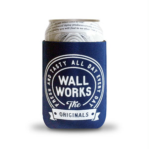 【GOODS】WALL WORKS ORIGINAL KOOZIE