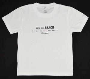 freaks ロゴプリントTシャツKIDS(白)オリジナルチャーム付 数量限定