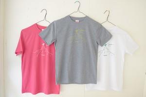 ホトリ山Tシャツ 好きなカラーでオーダーできます