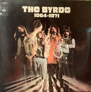 【LP】BYRDS/1964-1971