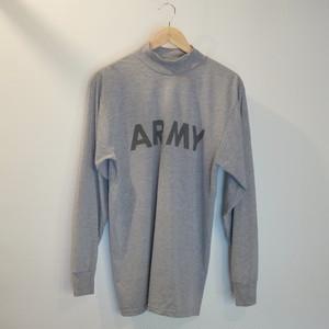U.S.ARMY L/S T-Shirts SizeM ①
