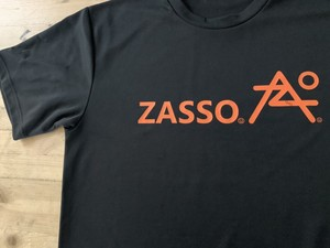 元祖 ZASSO  ドライTシャツ