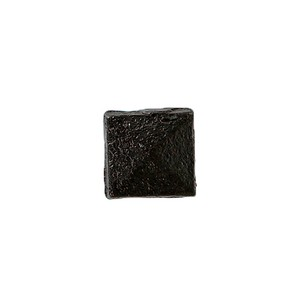 【K555-498S】Square knob S ノブ / アンティーク / ヴィンテージ / アイアン