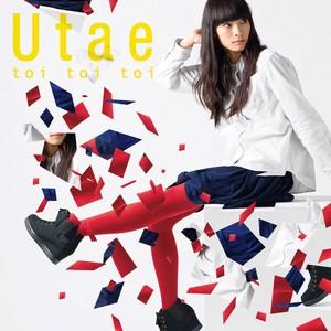 CD(EP):Utae『toi toi toi』