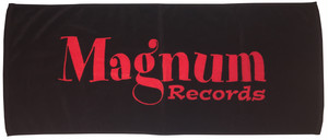 MAGNUM RECORDS Towel [classic model]