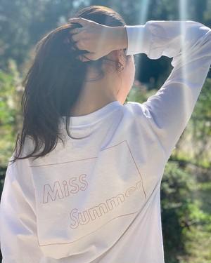 I Miss Summer ロンT