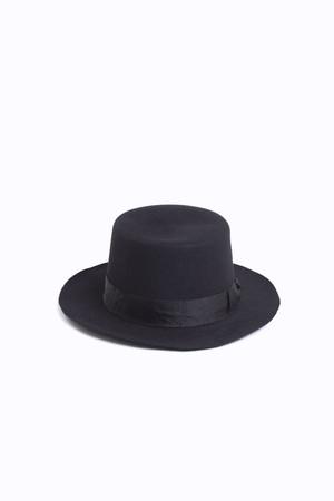 Hat / KIJIMA TAKAYUKI / No: 161002 / Black