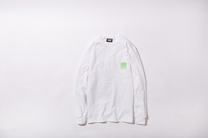 L&Z BLOCK POCKET L/S TEE
