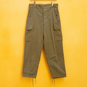 1980 FRENCH ARMY M64 TROUSERS