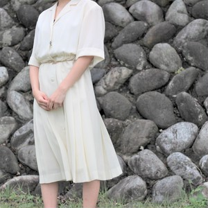 FRANCE VINTAGE ONE PIECE MADE IN FRANCE/フランス古着ワンピース