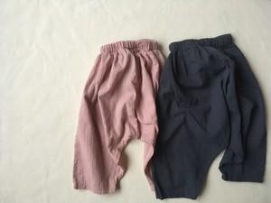 cotton sarrouel pants