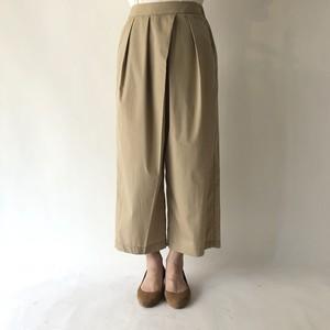 スカート見えするデザインパンツ #8505  #C's
