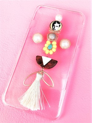 【for iPhone 7Plus / 8 Plus用】handmade◆iPhoneケース