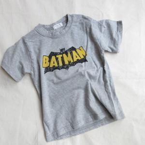 韓国子供服☆90~130㎝ バットマンTシャツ