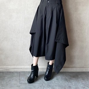Wrap Gaucho pants【AS SUPER SONIC】