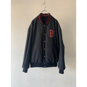 -JH Design- Boston Red Sox reversible jacket