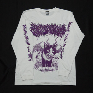 Infernal Cat Long Sleeve Purple