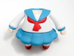 【711】 ポプ子 体パーツ 制服 ねんどろいど