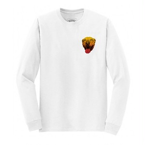 """Stoked Dog"" Long Sleeve - Chris Morgan."