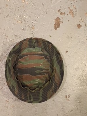US ARMY HAT,SUN,HOTWEATHER TYPEⅡ  Tiger stripe
