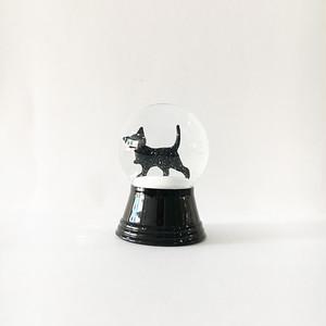 黒猫 C スノードーム PERZY社 S