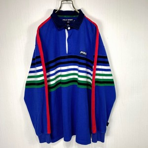 【POLO SPORT】Rugby shirt