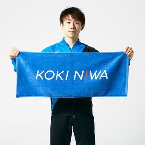 KOKI NIWA タオル