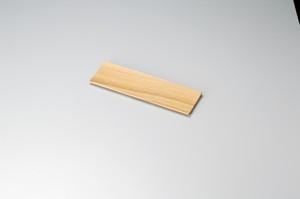白木塗タモ盛皿 10