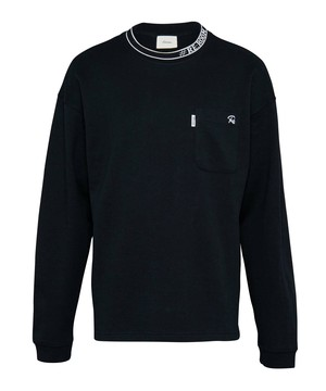 NECK LOGO BIG LONG SLEEVE[REC316]