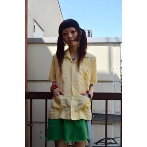 Cuba shirt (Yellow)