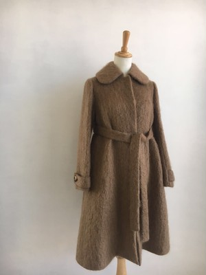 Bilitis dix-sept ans (ビリティス・ディセッタン)    French Mohair Coat 2018AW