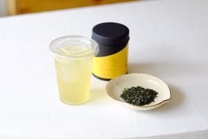 2018NEW つゆひかり - 釜炒り茶 - 30g(茶缶)