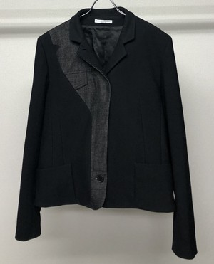 SS2001 HUSSEIN CHALAYAN TRANSFORMED JACKET
