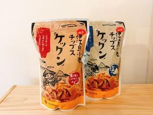 沖縄・伊江島小麦チップス ケックン 110g