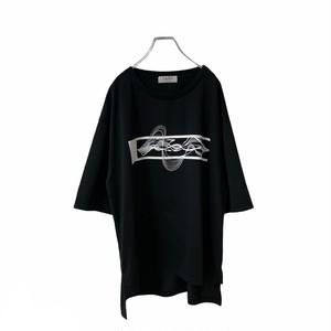 Basic-T-shirts  (black/inbi gp2)