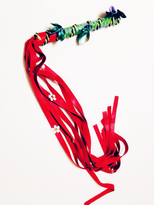 アメコミシリーズ バラ鞭 【poison ivy】ポイズンアイビー