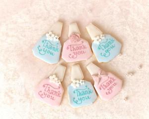 【香水ボトル】アイシングクッキー