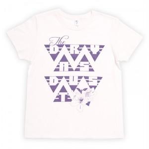 中尾憲太郎氏デザイン3rd    Tシャツ オフホワイト
