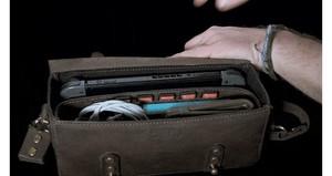 Nintendo Switch持ち運び用 多機能カバン