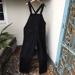 "BLURHMS ""light herringbone overalls"""